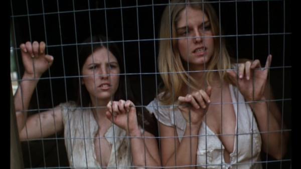 Prisioneiras do campo de concentração do filme