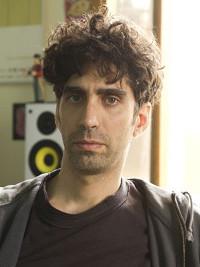 O animador Juan Pablo Zaramella