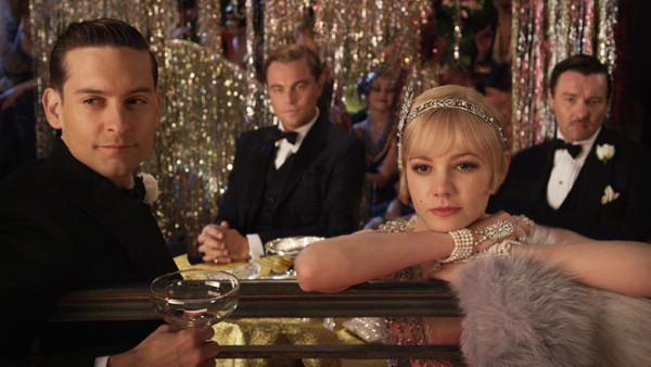 Tobey Maguire, Leonardo DiCaprio, Carey Mulligan e Joel Edgerton