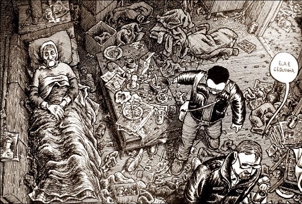 """Trecho de """"Uma História de Sarajevo"""""""
