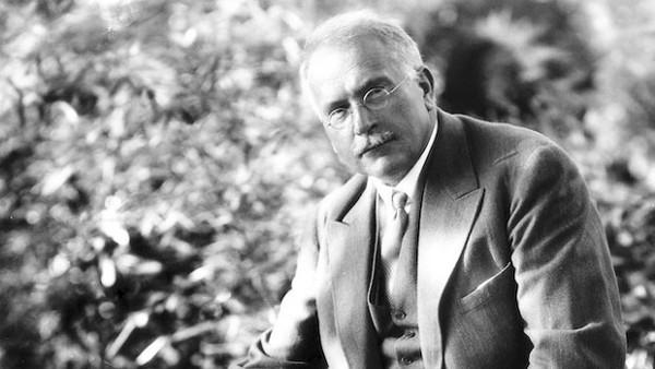 Carl Gustav Jung na Suiça (Foto: absolut Medien)