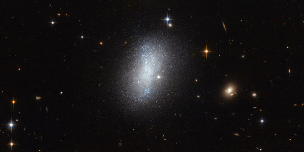 Imagem do telescópio Hubble, da NASA