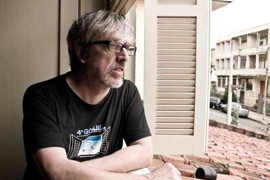 Otto Guerra (Foto: Maurício Capelarri)